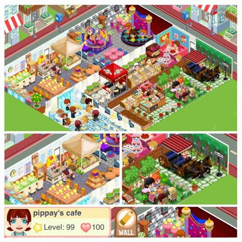 Dragon bakery restaurant story august 2014 for Bakery story decoration ideas