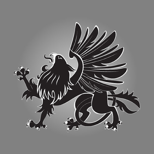 griffin logo design