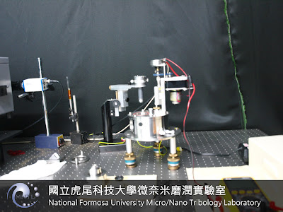 表面力分析儀(SFA)(Surface Force Apparatus)