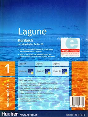 Hueber lagune 1 deutch als fremdsprache kursbuch mit audio for Thomas storz