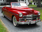 1949 Plymouth Convertible