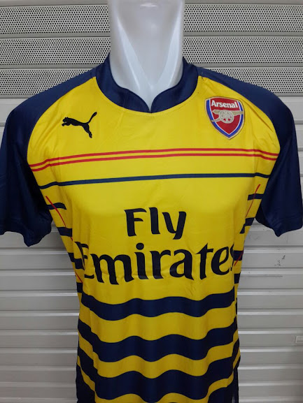 Jual Jersey Training Arsenal Terbaru 2014-2015