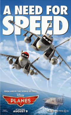 "Disney's Planes ""A Need for Speed"" #DisneyPlanes"