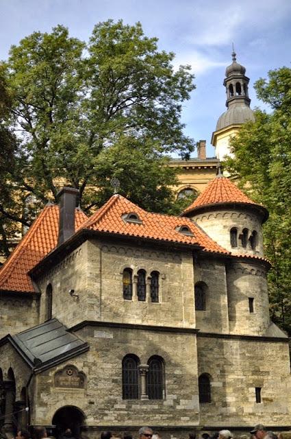 Josefov, le quartier juif