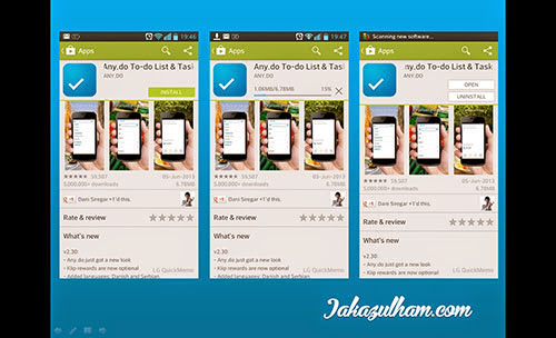 Aplikasi to do list terbaik untuk Android