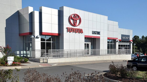 Toyota Dealer Serving Springfield Va