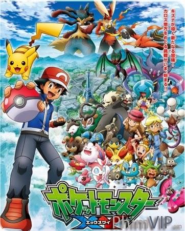 Pokemon: Cuộc Phiêu Lưu Siêu Thú Phần 18 - Pocket Monsters Season 18 poster