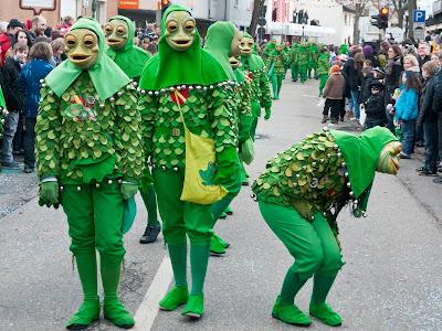 Die Wuhrlochfrösche feiern nächstes Jahr ein närrisches Jubiläum und werden 33 Jahre alt.