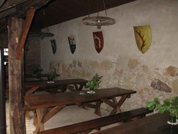 kawiarnia na zamku kamieniec