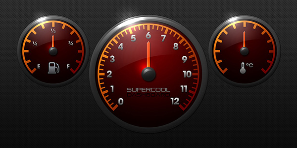 race car dashboard psd vector graphics design