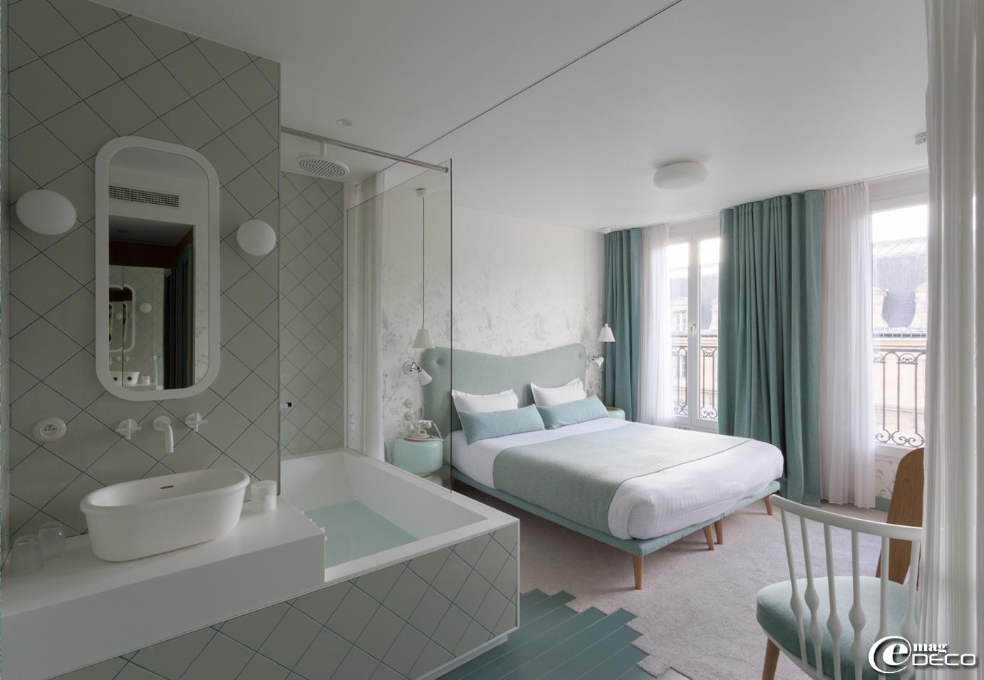 Le lapin blanc e magdeco magazine de d coration - Le lapin blanc hotel ...
