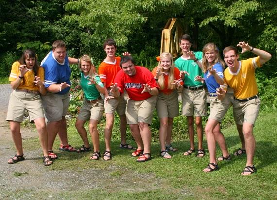 2013 Summer Camp Counselors