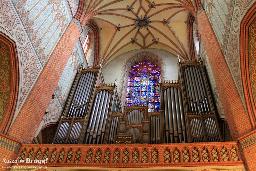 Katedra w Pelplinie - organy główne