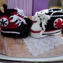 materiais pra fazer crochet