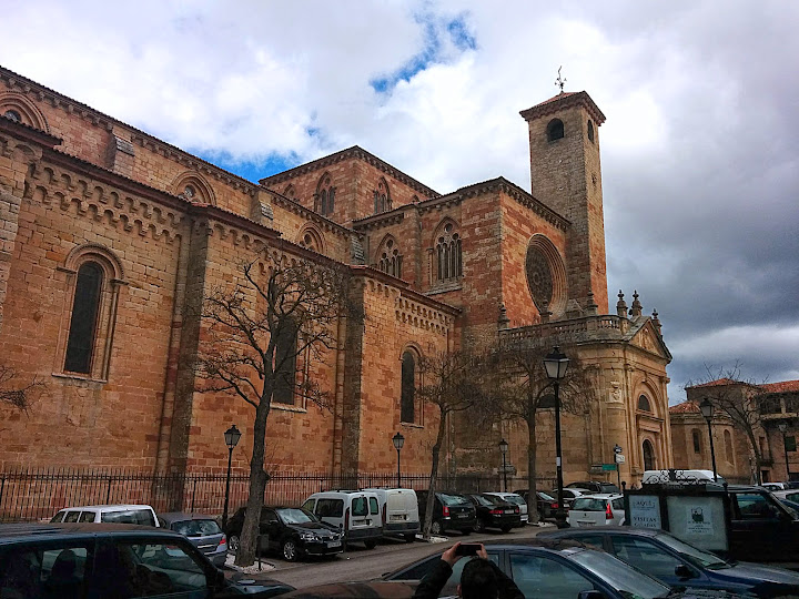 Turismo rural en Sigüenza. Catedral de Sigüenza