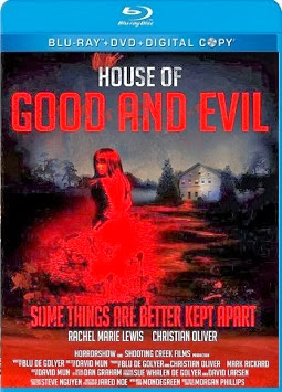 Filme Poster House of Good and Evil BRRip XviD & RMVB Legendado