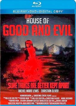 Filme Poster House of Good and Evil BRRip XviD & RMVB Legendado