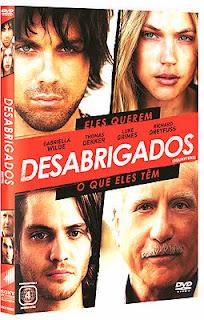 Filme Poster Desabrigados DVDRip XviD Dual Audio & RMVB Dublado
