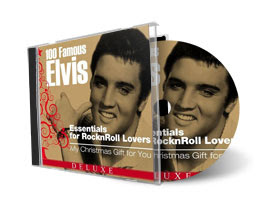 Elvis Presley – 100 Famous Elvis Essentials For Rock'n'roll Lovers