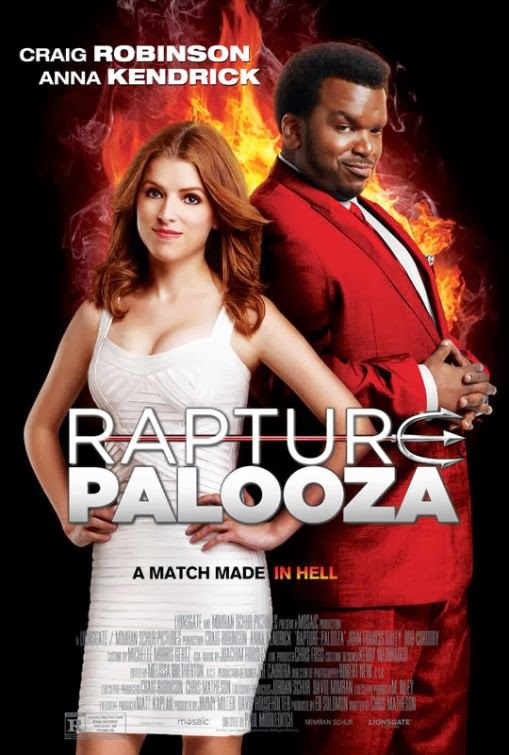 Poster Of English Movie Rapture-Palooza (2013) Free Download Full New Hollywood Movie Watch Online At Alldownloads4u.Com