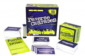 2012 Holiday Gift Guide - RETROPlay's Reverse Charades