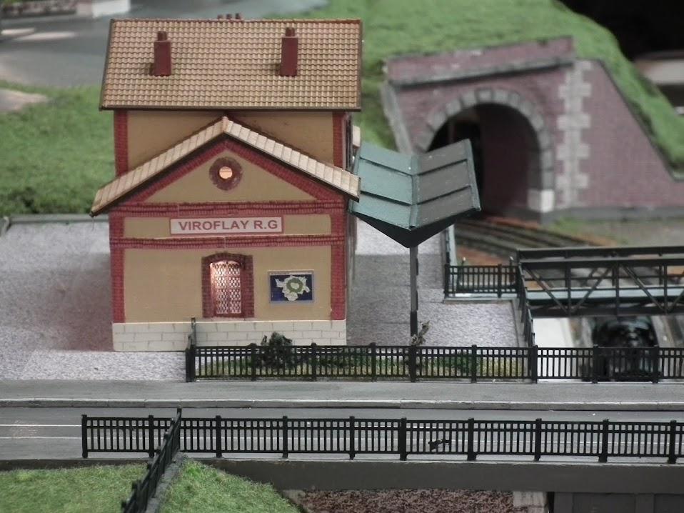 Mali klub željezničkih modelara u Francuskoj Gare+Viroflay+%252839%2529