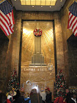 This is the lobby you see upon first entering and exiting the ESB