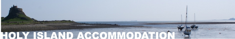 Acommodation on HOly Island and surrounding area
