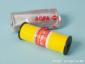Agfacolor Ultra 50