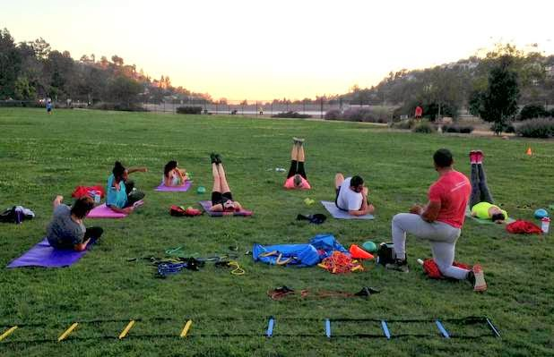 Residents Worked Up Over Silver Lake Meadow Exercise Classes The Eastsider La