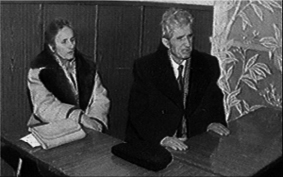 Juicio de los Ceauşescu (Foto http://mlkshk.com/user/morse01/10)