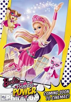 Sức Mạnh Công Chúa - Barbie in Princess Power (2015) Poster