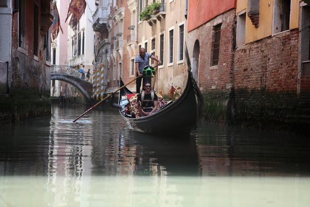 StreetView Trekker Venedig