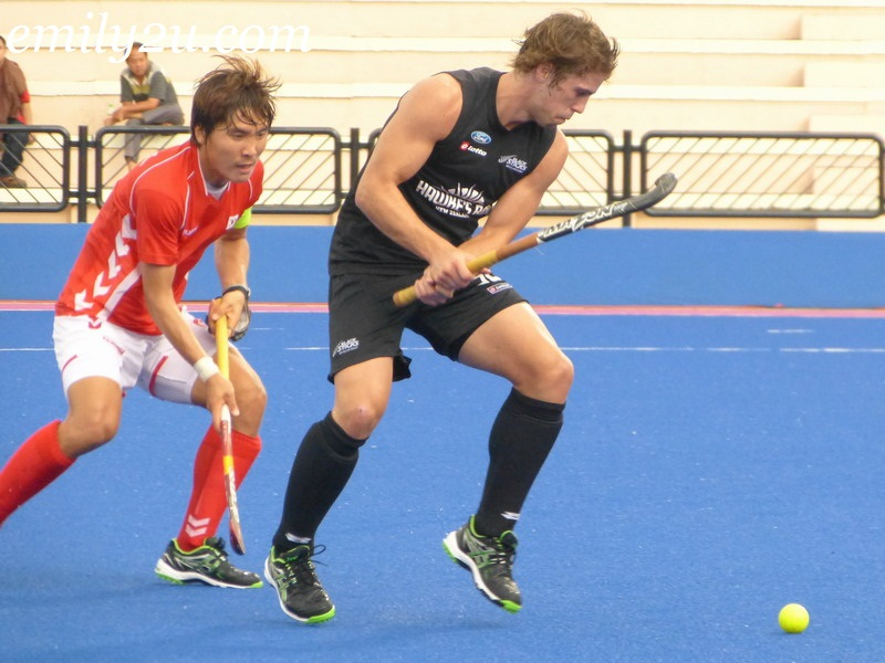 2012 Sultan Azlan Shah Cup – Match 19 – Korea vs. New Zealand