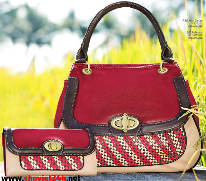 Túi xách thời trang Sophie Diesen - RT13GL
