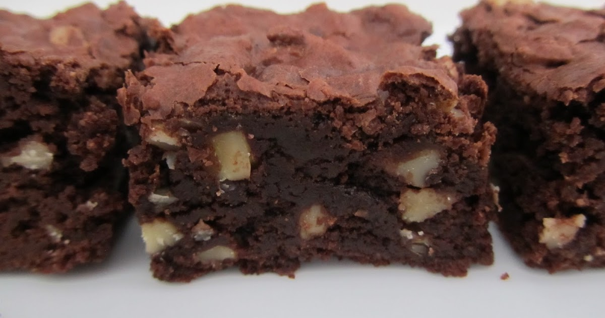 this free bird: Cocoa Brownies with Browned Butter and ...