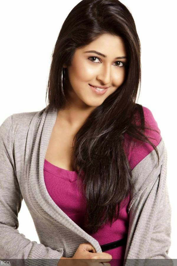 Lovely lass from Lucknow, Sonarika Bhadoria got her first break at the