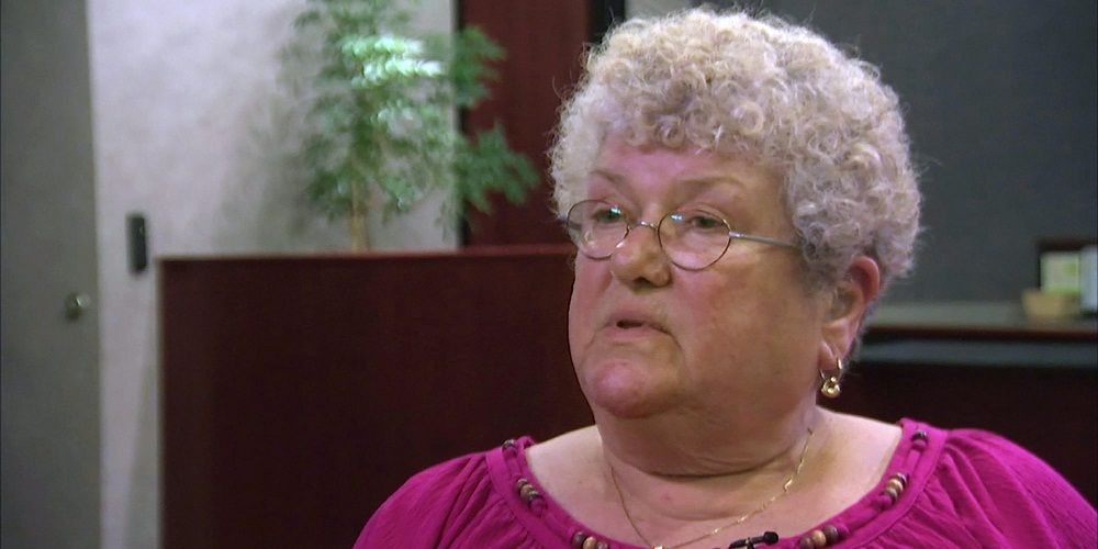 Grandmother Bullied