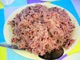 Batanes Food - Red Rice