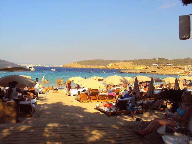 Cala Bassa- Las mejores calas y playas de Ibiza