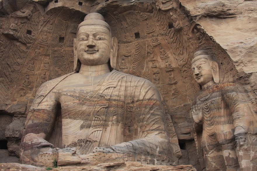 Visitar as magníficas GRUTAS DE YUNGANG desde Datong (a 5h de Pequim) | China