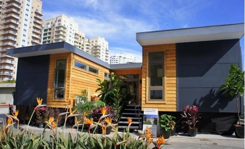 Prefabricated Home 1