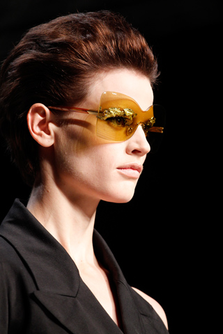 Fendi sunglasses summer 2012