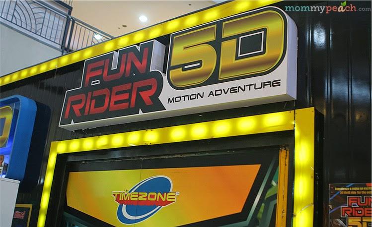 Fun Rider 5D