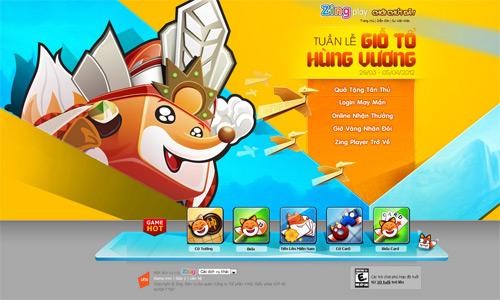 Tổng hợp chuỗi sự kiện đón Giỗ Tổ của làng game Việt 3