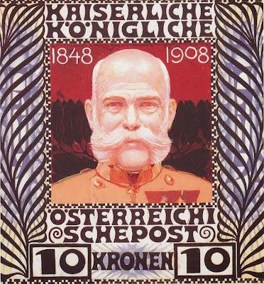 Koloman Moser - Franz Joseph1 - 1908