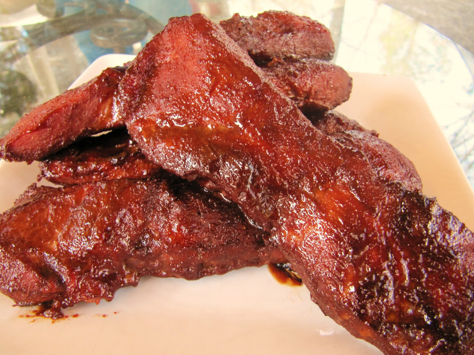 Mama Ozzy's Table: Chinese (Char Siu) Barbecue Pork Ribs
