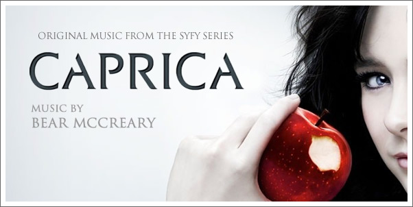 Caprica: The Series (Soundtrack) by Bear McCreary - Review
