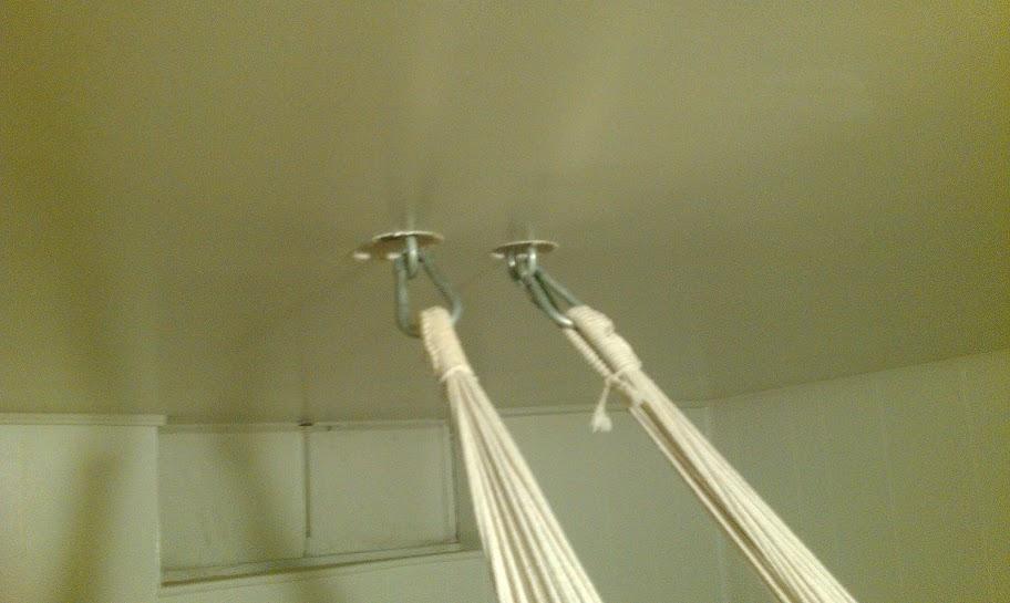 Beautiful Hanging Hammock From Ceiling Pranksenders