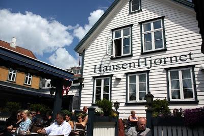 Hansen Hjornet in Stavanger Norway